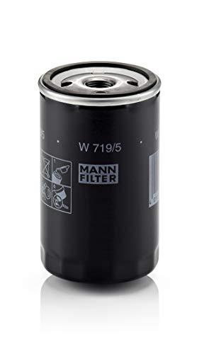 Original MANN-FILTER Ölfilter W 719/5 – Für PKW und Nutzfahrzeuge