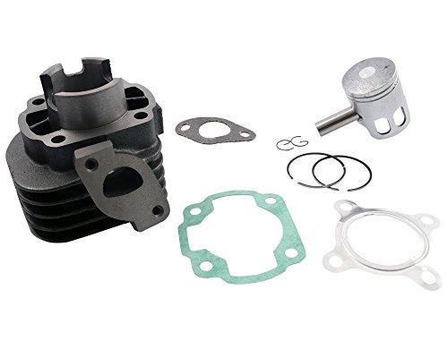 Zylinderkit 2EXTREME 50ccm 12mm für EXPLORER (ATU) Iron 50cc, Kallio, Race GT, Speed, Spin GE