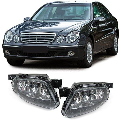 Carparts-Online 28543 Klarglas Nebelscheinwerfer H11 Paar