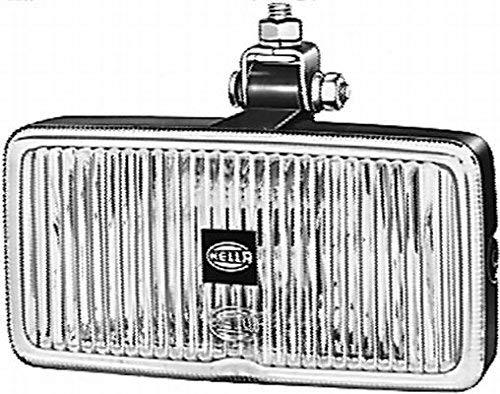 HELLA 1ND 003 590-001 Nebelscheinwerfer – Halogen – H3 – 12V – Anbau – hängend – links/rechts