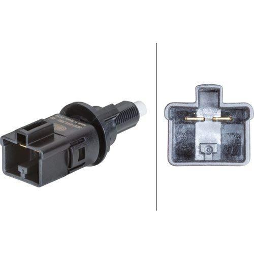 HELLA 6DD 014 395-061 Bremslichtschalter – 2-polig – geclipst – elektrisch