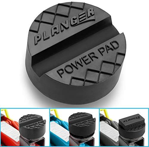 PLANGER Wagenheber Gummiauflage (ALLE GRÖSSEN) Power Pad – für Rangierwagenheber – Schützt Ihren PKW und SUV