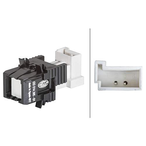 HELLA 6DD 014 395-011 Bremslichtschalter – 2-polig – geclipst – elektrisch