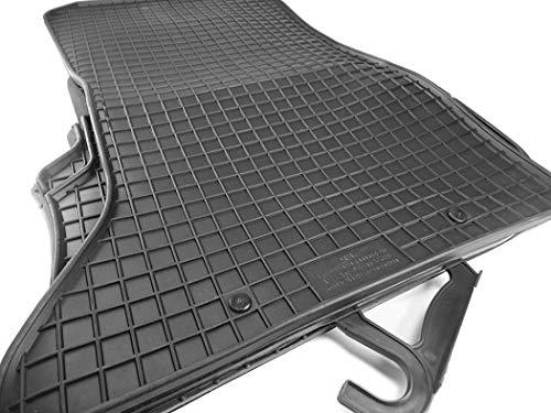 WS-Autoteile Gummimatte Gummi Fußmatten für Seat Ibiza (6J 6L) ab 20024-TLG