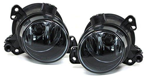 Carparts-Online 29854_8 Klarglas Nebelscheinwerfer smoke schwarz