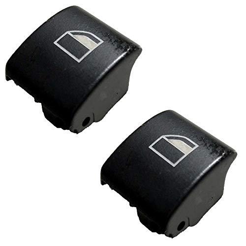 Twowinds – 2X Fensterheber Schalter Tasten Reparatur recht und Links E46 X3 X7