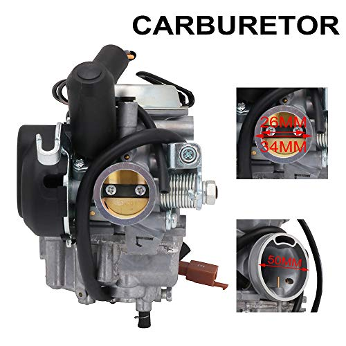 AN125 Motorrad-Vergaser für Mikuni 26 mm für Suzuki AN125 AN150 PD26j Burgman