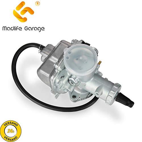 Madlife Garage Carburetor Vergaser Mikuni 4 Takt Quad und Pit Bike Motor