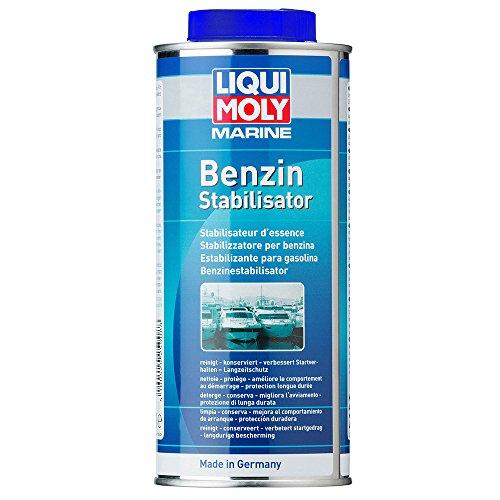 LIQUI MOLY 25008 Marine Benzinstabilisator 500 ml