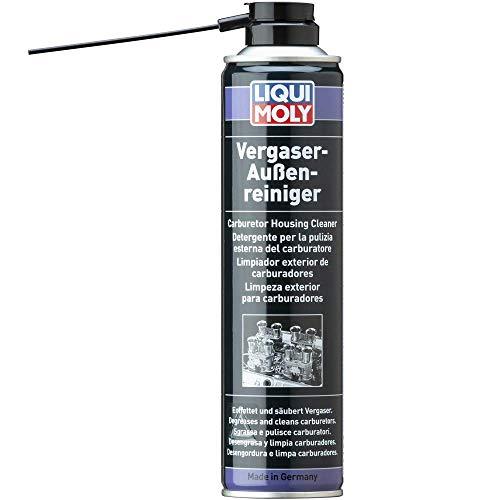 Liqui Moly P001052 MOLY 3325 Vergaser-Außenreiniger 400 ml