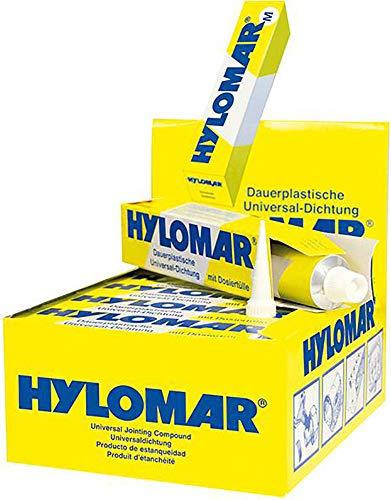 Hylomar Dichtmasse M – die dauerplastische Universaldichtmasse – 80ml Tube inkl. Dosiertülle