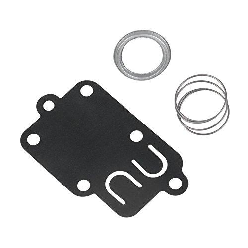 Mtsooning Vergaser Reparatursatz Membrane Kit Membransatz für Briggs Stratton 270026 272538 272538S 272637 4157 5021 3 Thru 5 Hp Tiller