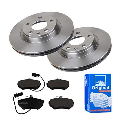 2 Bremsscheiben Ø280 Belüftet + Bremsbeläge ATE Vorne P-A-01-00878 Bremsanlage